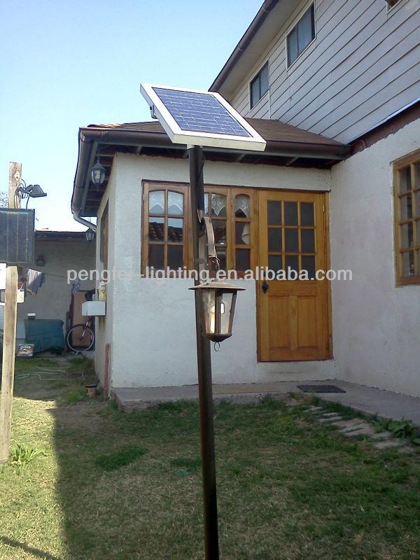 2.7M-4M Energy Saving Solar LED Garden Lights