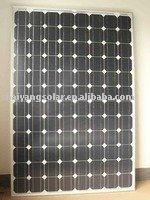 Inexpensive price/ CE certificate/240 watts Mono Crystalline Solar Panels