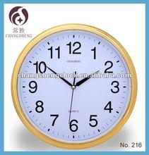 36cm Plastic wall clock/ plastic wall clock manufacturers