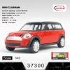 Mini-Clubman diecast cars