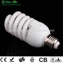 CFL Light Bulb,Full Spiral Light Bulb,Energy Saving Light Bulb