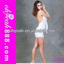 Wholsale promotion lady's fashion sexy mini dress