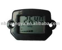 GY-255B Motorcycle Engine Tachometer & Hour Meter