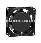 TD8025 waterproof dc cooling fan