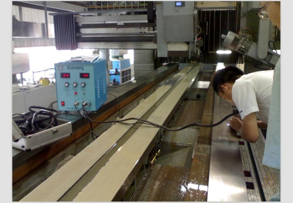 De hierro fundido de reparación de la máquina, la máquina de soldadura/xks-02 fundición defectos de soldadura en frío de la máquina, soldador de punto