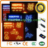 Low Price Diy Advertising flashing magic make LED Writing Board