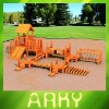 High Quality Outdoor Wooden Play Sets