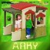 Plastic Kids Play House