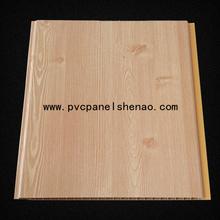 25cm wide wood design pvc ceiling designs pictures
