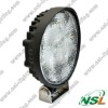 High Quality Round 12V 24V 18W led work car light lamp Auto LED Fog/mining Lamp 4WD 18W auto led work light 4X4