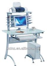 new design glass computer desk (TT-1002)