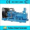 900KVA MTU 16V2000G25 diesel generator set