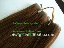 TOP QUALITY hair extensions shanghai/hair tape extensions/double tape for hair extensions