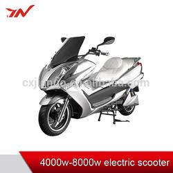 JN EEC 6000W Electric Motorcycle