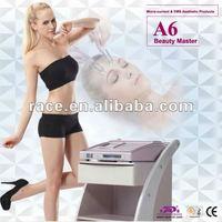 A6 - Beauty Salon handheld microcurrent beauty machine microcurrent (CE,ISO13485 since1994)