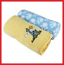 Anti pilling Polar Fleece Blanket for promotional