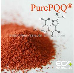 Non-GMO Pyrroloquinoline quinone PurePQQ 99%, PQQ