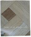 Escarcha de pisos de vinilo/pisos de vinilo heterogéneo/pisos de vinilo rollo de madera
