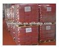 Para la alta calidad de aditivos de hormigón- pigmento óxido de hierro rojo 130