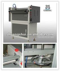 "CE latest 20"" single side hot melt glue machine"