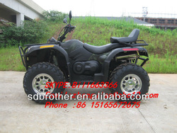 ATV with EEC,quad,4x4 .farm ATV 660cc