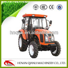 55HP 4WD wheeled tractor for sale