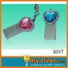 jewelry usb flash drive full capacity