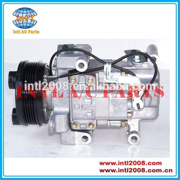 Air a / c compresor para Mazda 3 2.0 2.3 Mazda 5 gasolina CC43-61-450E CC4361450E BP4S-61-K00 CC43-61-K00A H12A1AJ4EX H12A1AH4FX