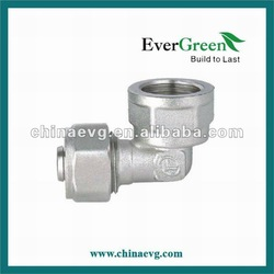 elbow plumbing materials/pipe fitting