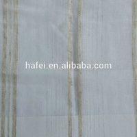 Cheap most popular sheer dacron window curtains