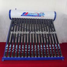 Non pressure Blue Bracket Thermosiphon Solar Water Heater