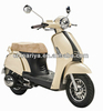 cheap retro 49cc gas scooter,moped 50cc,motorcycle EEC
