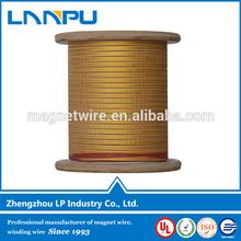 UL Certificate class 180 fiber covered copper wire