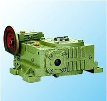 Manufacture of Right angle Iron WP series worm gearbox