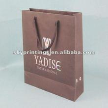 mobile phone packing paper bag