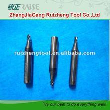 vollhartmetall platz schaftfräser für schlüssel schneidemaschine