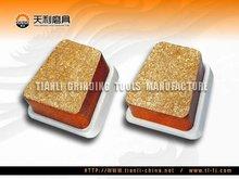 Frankfurt Abrasive Marble Bricks,5-Extra
