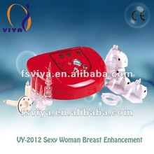 The female breast suction enlargers enhancer machine