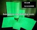 fotoluminescente brilho impressão jato de tinta vinil adesivo