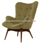 Grant Featherston Contour Chaise Lounge Chair/R160 Contour chair