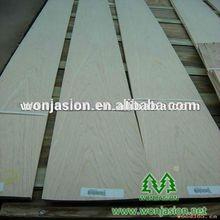 Natural Canadian maple wood veneer