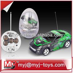 Fashionable design of 1:63 mini R/C car YK005518
