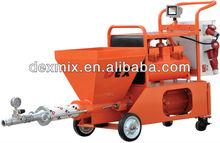 REX N2 plastering machine