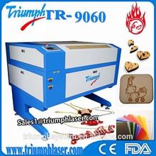 fda/ce laser cutting machine textile co2 laser engraving machine leather, fabric, cloth, paper