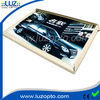 aluminium system display,aluminum lighting frames, snap lock frame