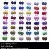Silk Knot Cufflink Button Knot Cufflink Solid Color Pots