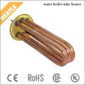 Heatle. Chaudière à eau de l'eau tube élément chauffant, immersion dans l'eau chauffe élément chauffant tubulaire