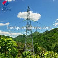 Standard towers for 220kv transmission line