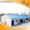 Low cost prefab house plans(professional manufacturer)
