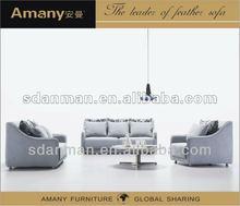 Top design leather sofa 9776